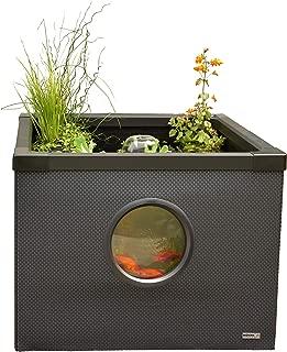 Hozelock Above-Ground Pond 95x95x70 cm Outdoor Aquarium Fish Tank