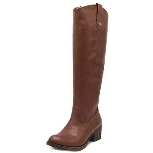 87a583935a5 Vegan Leather Boots: Amazon.com