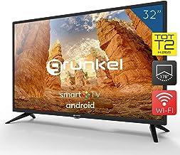 Grunkel - LED-320 ASMT - Televisor LED HD Ready Smart TV Wi-