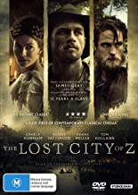 The Lost City of Z (DVD) (DVD)