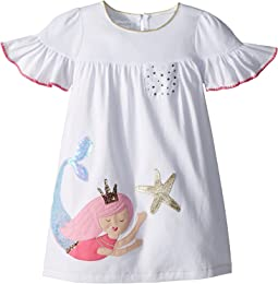 Mud Pie - Mermaid Dress (Infant/Toddler)