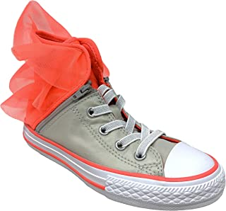 Converse Girls CTAS Block Party High Top Lace up Shoes