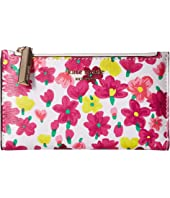 Kate Spade New York - Sylvia Marker Floral Small Slim Bifold Wallet