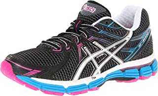Best asics gt 2000 black white electric blue Reviews