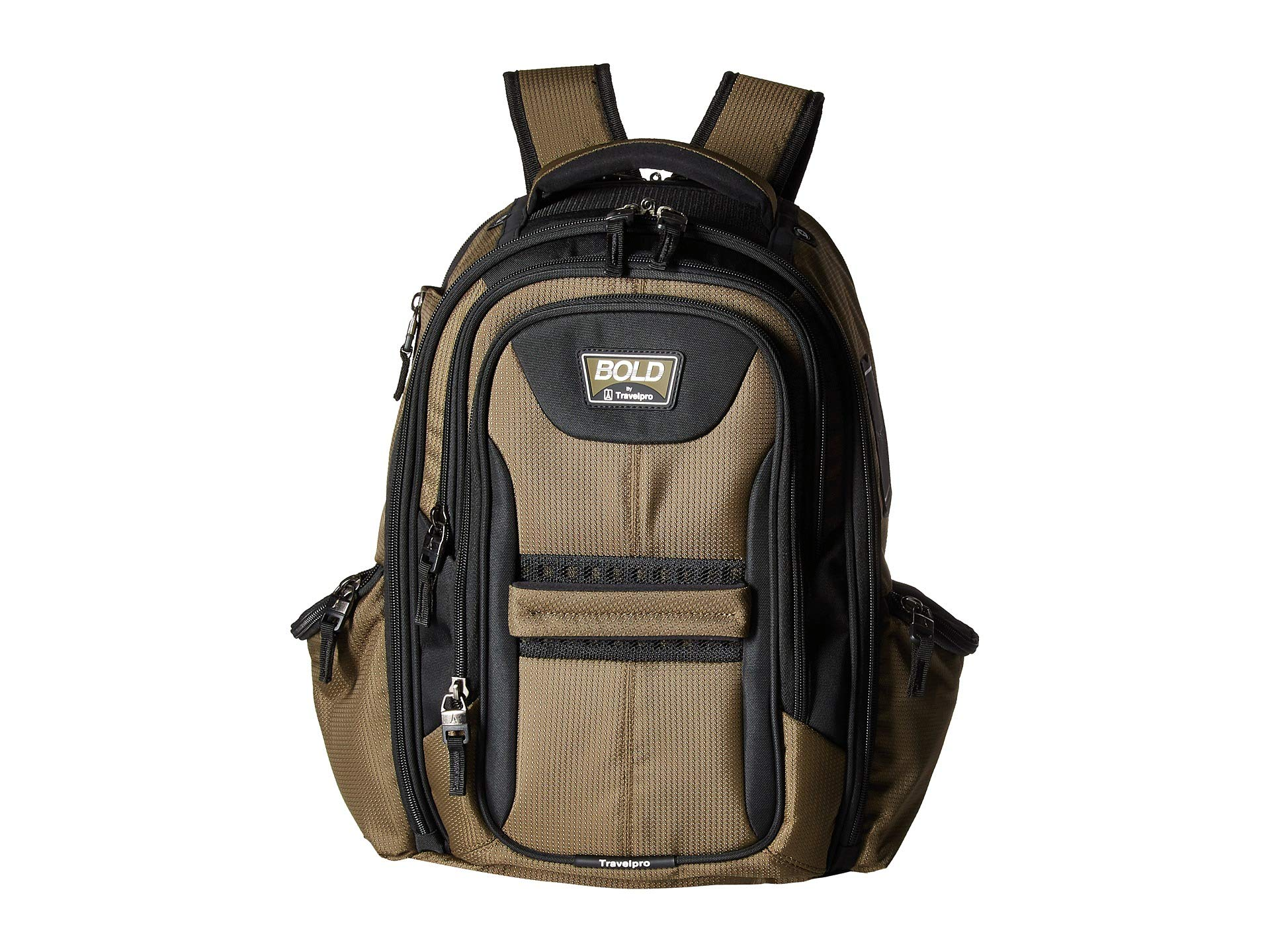 Travelpro Olive Computer Bold Backpack By black rwE0rqAnO
