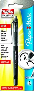 Paper Mate Replay Premium Erasable Gel Pen - Black 1-pack