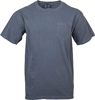 Comfort Colors Men`s Adult Short Sleeve Pocket Tee, Style 6030