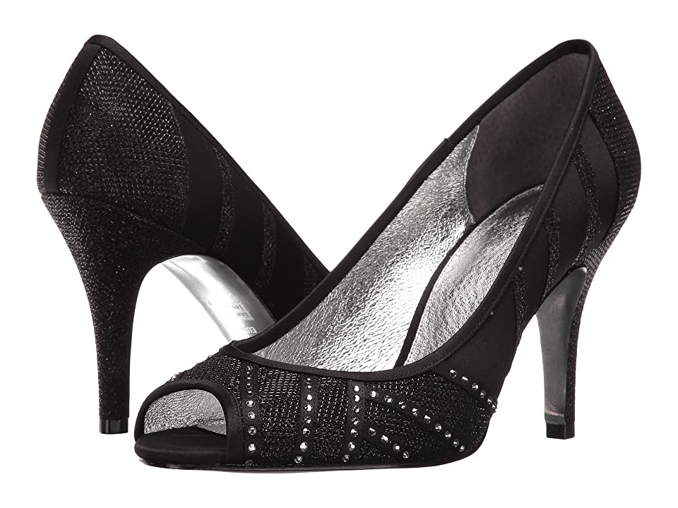 Adrianna Papell Flair (Black) Women