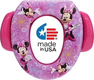 "Disney Minnie Mouse""Bowtique"" Soft Potty Seat, Purple"
