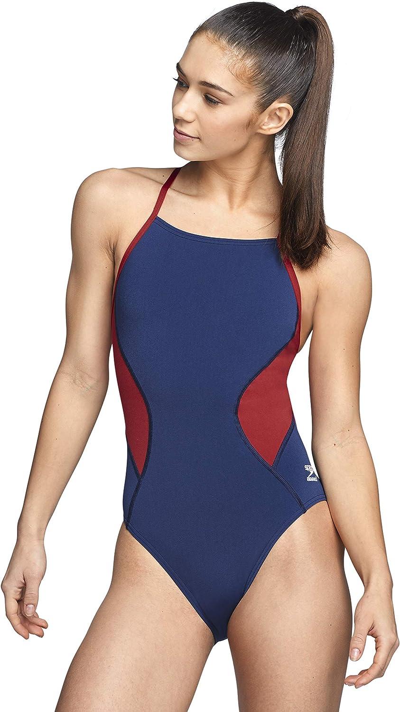 Miami Mall Speedo Women's Swimsuit One Piece Back Endurance+ Ranking TOP20 Ad Cross Solid