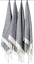 Best turkish bath hand towels Reviews
