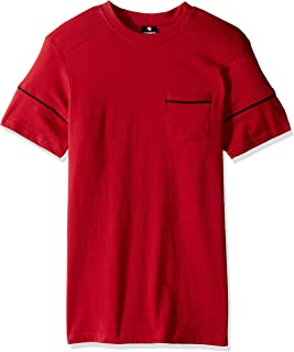 Southpole Men's Crewneck Short Sleeve Fashion Tee