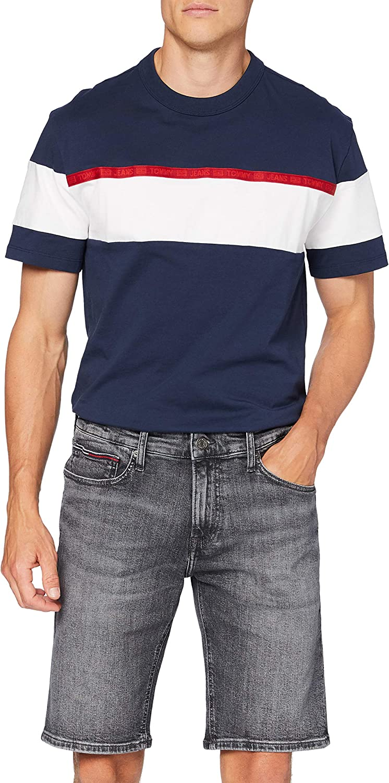 Tommy Jeans Scanton Slim Short Crtbk Vaqueros straight Hombre