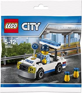 LEGO City Police Car (30352) Bagged