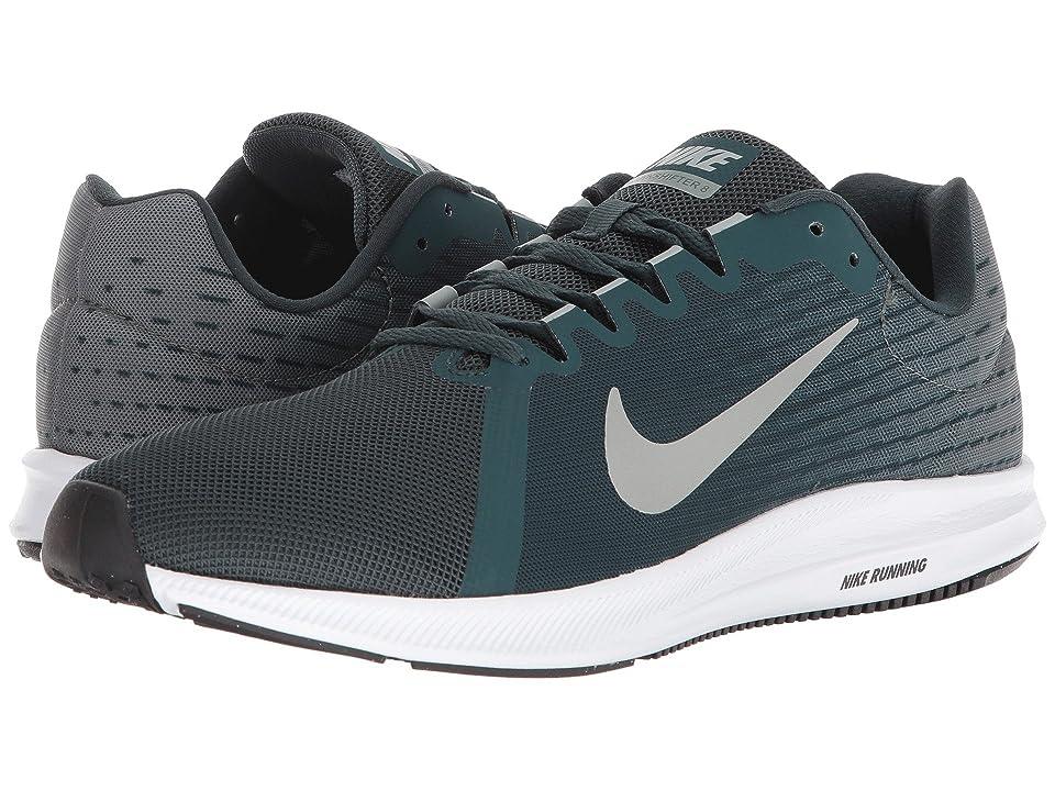 Nike Downshifter 8 (Deep Jungle/Light Pumice/Clay Green) Men