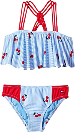 Lucia Two-Piece Swimsuit (Big Kids)