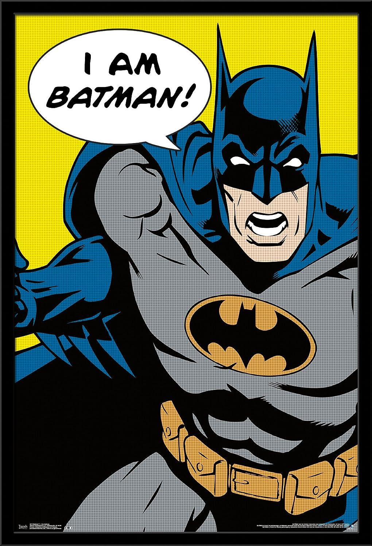 Trends International Wall Poster Batman, 24 x 36