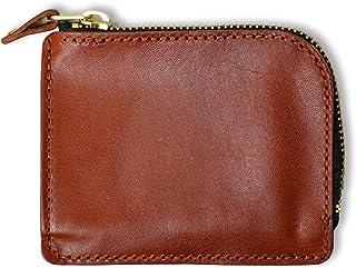 atelierCODEL 栃木レザー 薄い財布 日本製 ヌメ革