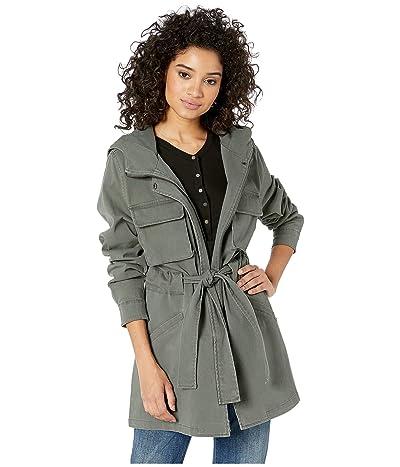 BB Dakota As Hood As It Gets Jacket (Surplus Green) Women