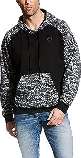 ARIAT Men's Patriot HoodieSweatshirt