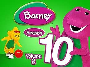 Barney Season 10 Volume 2