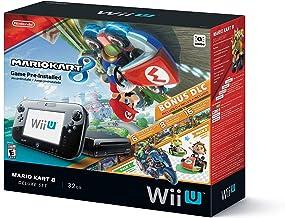 $349 » Sponsored Ad - Nintendo Wii U Mario Kart 8 Deluxe Bundle 32gb black - WUPSKAGP (Renewed)