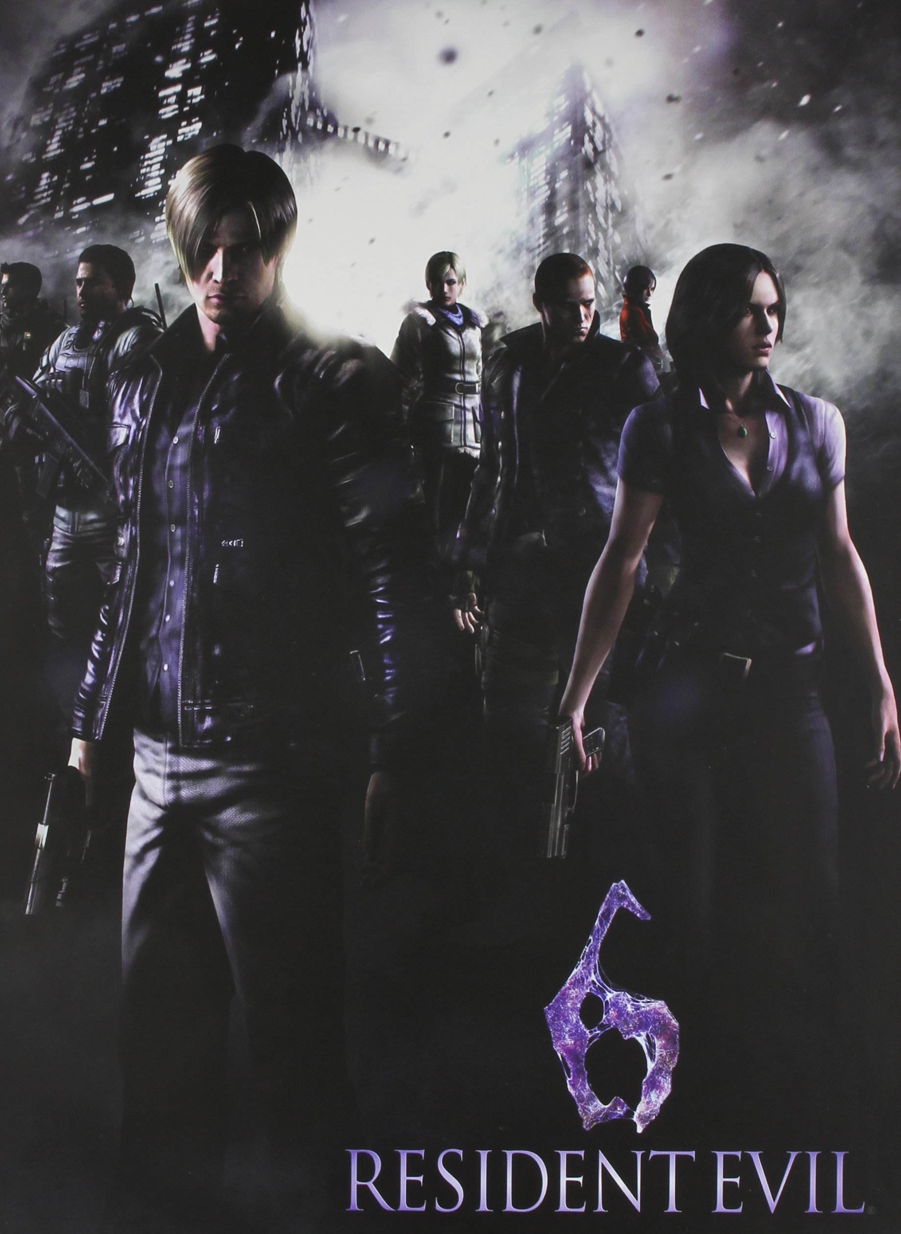 Image OfResident Evil 6 Limited Edition Strategy Guide