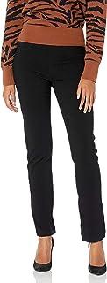 Gloria Vanderbilt Women's Zeoy Pull on High Rise Pant