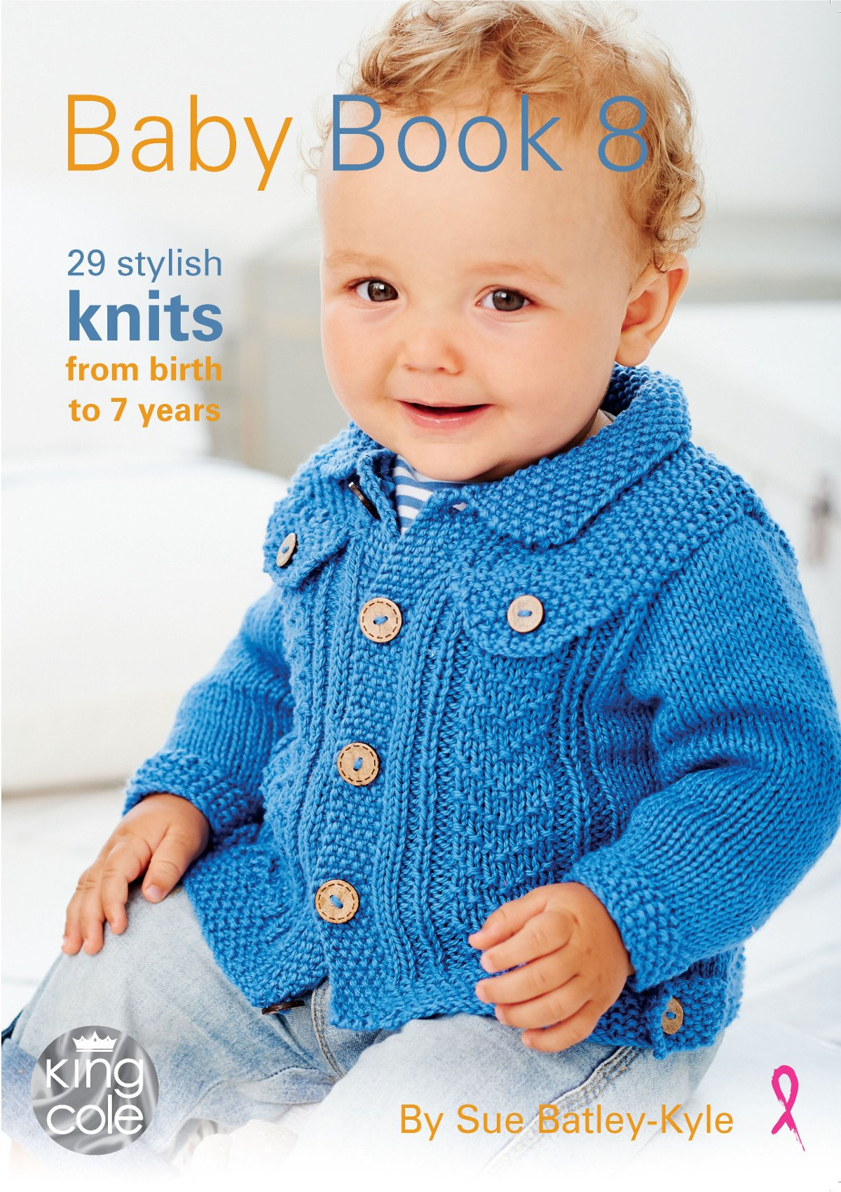 King Cole Baby Alpaca Patterns - Sewing Patterns for Baby