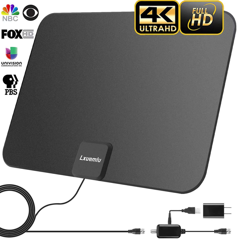 Antenna Digital Lxuemlu Detachable Amplifier