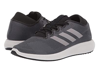 adidas Running Edge Flex (Grey Six/Tech Silver Metallic/Core Black) Women