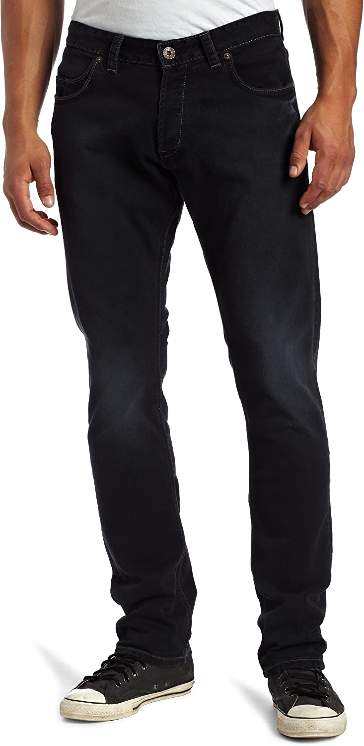 French Connection Men's Overseas parallel import regular item Don't miss the campaign Schwartz Slim Jeans Fit