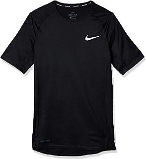 Nike M NP Top SS Tight, Maglietta a Maniche Corte Uomo