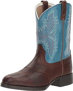 Kids' Heritage Hackamore Western Cowboy Boot