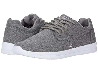 TravisMathew The Daily Wool (Light Grey) Men