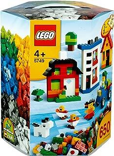 lego creative building kit 650 pieces