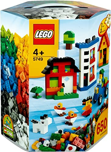 LEGO Steine & Co. 5749 - Bausteine-Trommel