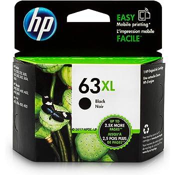 HP 63XL | Ink Cartridge | Black | F6U64AN