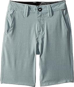 Frickin SNT Static Shorts (Big Kids)