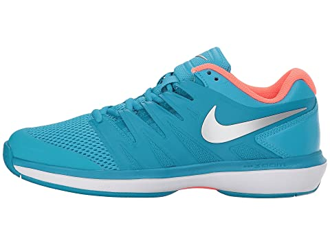 Nike Zoom Light Turquoise Neo Silver Metallic Prestige Fury Air Blue vqttw5r