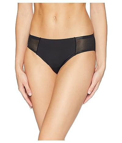 ExOfficio Modern Travel Bikini (Black) Women