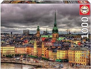 Educa 176641000Sights of Stockholm, Sweden