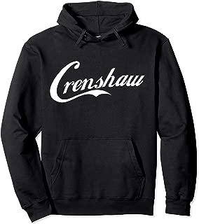 Crenshaw California Hoodie Gift for Men, Women and Child