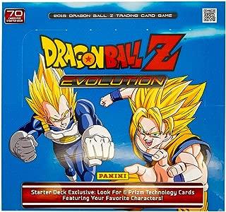 Dragon Ball Z Evolution Starter Deck Display Box (10 Decks) SW