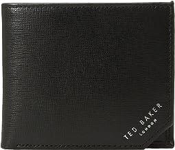Ted Baker - Stichup Corner Detail Bifold Wallet