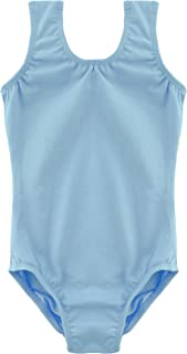Tank Top Leotard for Toddler and Girls