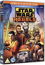 STAR WARS REBELS: COMPLETE SEASON FOUR HOME VIDEO RELEASE