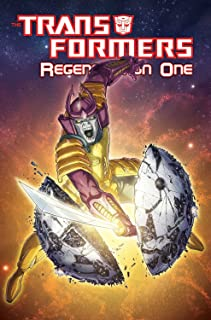 Transformers Regeneration One Volume 3