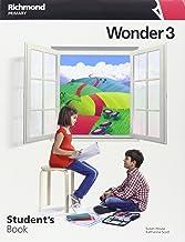 WONDER 3 STD+LANGUAGE REFERENCE - 9788466824736