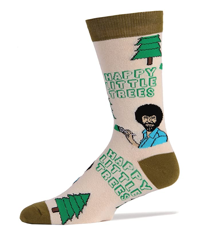 Oooh Yeah Socks, Men's Cotton Crew Sock